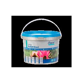 Mat riel bassin de jardin avec poissons ext rieur aqua store for Traitement bassin poisson