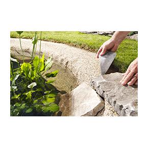 Mat riel bassin de jardin avec poissons ext rieur aqua store for Materiel pour bassin exterieur